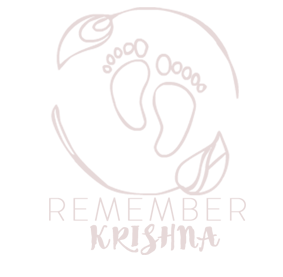 Remember Krishna
