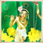 Krishna deity crown easy DIY tutorial tips and tricks for ornaments and accessories