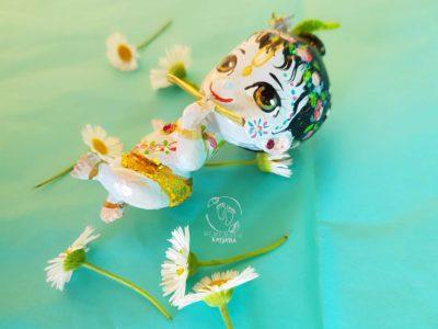 Krishna doll from Remember Krishna shop online doll blue boy