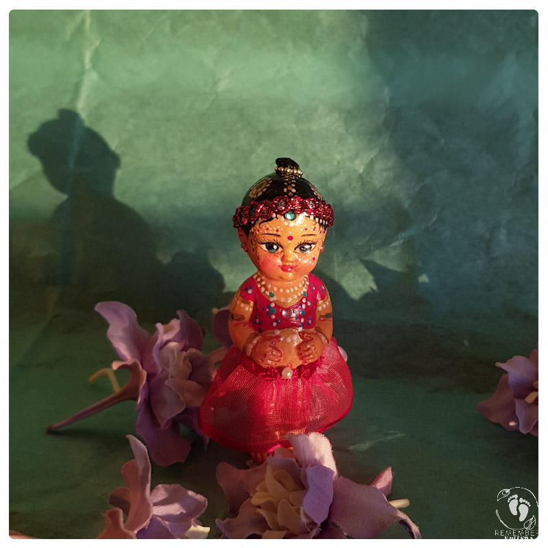 Radha first deity doll for kids to love and worship ...