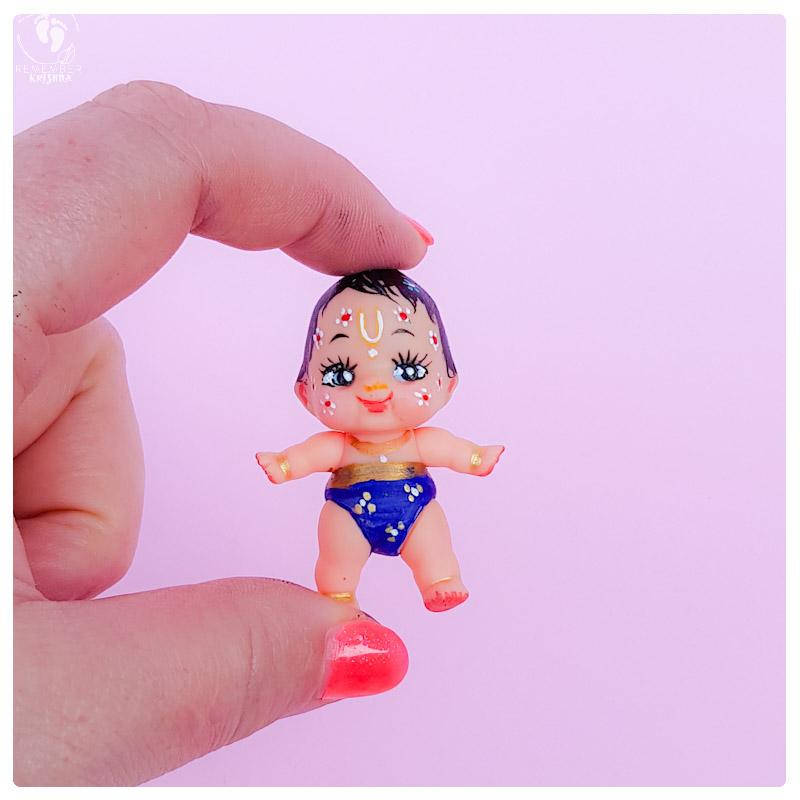 Baby Balaram Doll Moves Remember Krishna