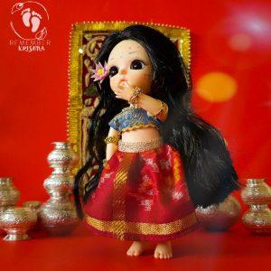 Radha dolls