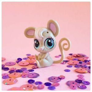 mouse medium doll